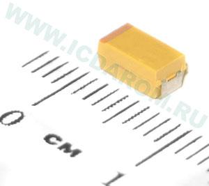 TECAP 2.2/35V C 10 (TEESVC1V225K12R)/NEC/C/