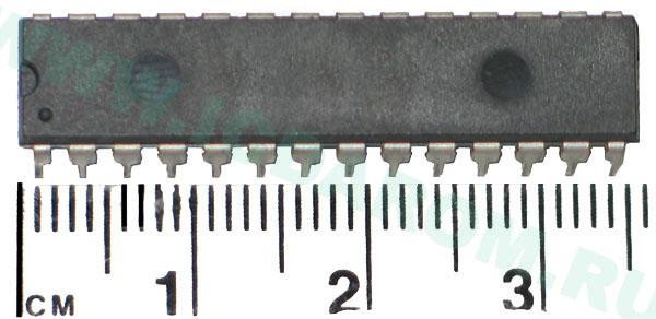 PIC16F876A-I/SP/MCRCH/DIP28-300/