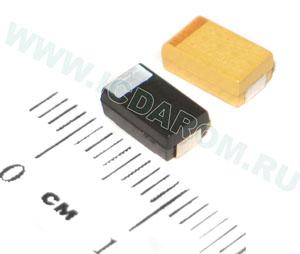 TECAP 22/35V D 10 (TEESVD1V226K12R)/NEC/D/