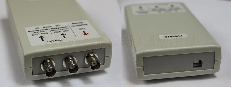 PV6501A осциллограф