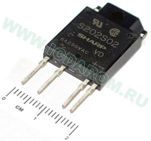 S202S02F/SHARP/SIP_4pin/