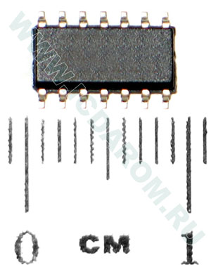 HEF4016BT/NXP/SO14-150/