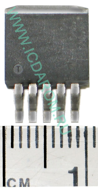 LM2575S-5,0/NSC/TO-263/