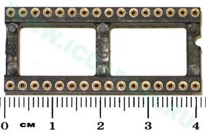SCLM-32(DIP32 цанг.широкая)